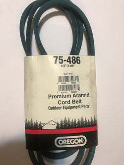 75-486 OREGON BELT REPLACES Cub Cadet 754-0018, 754-3005