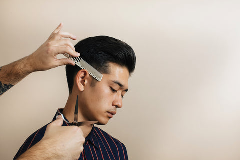 Blind Barber x Barneys Lookbook