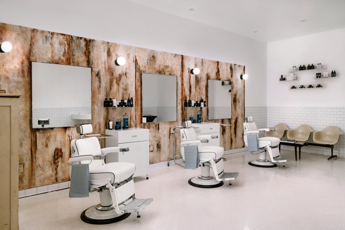Blind Barber Miami Beach