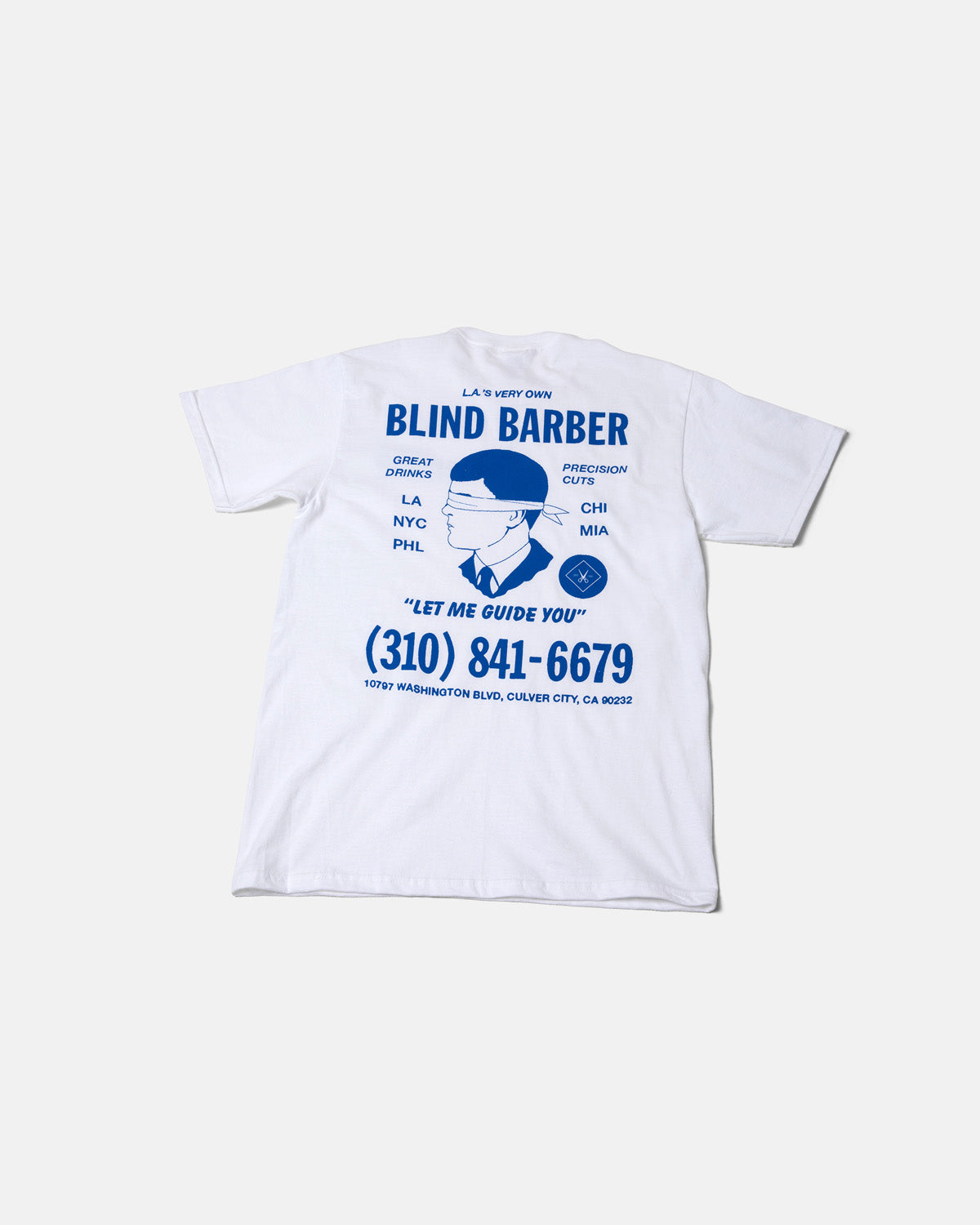 Location T-Shirt - Culver City