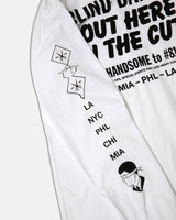 In The Cut - Long Sleeve T-Shirt