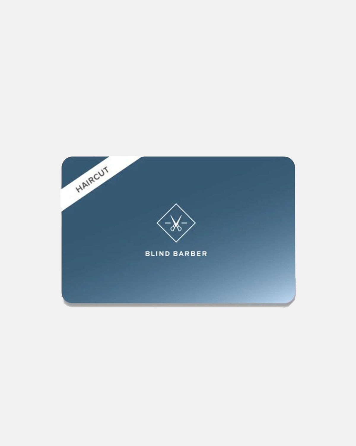 Haircut Gift Card