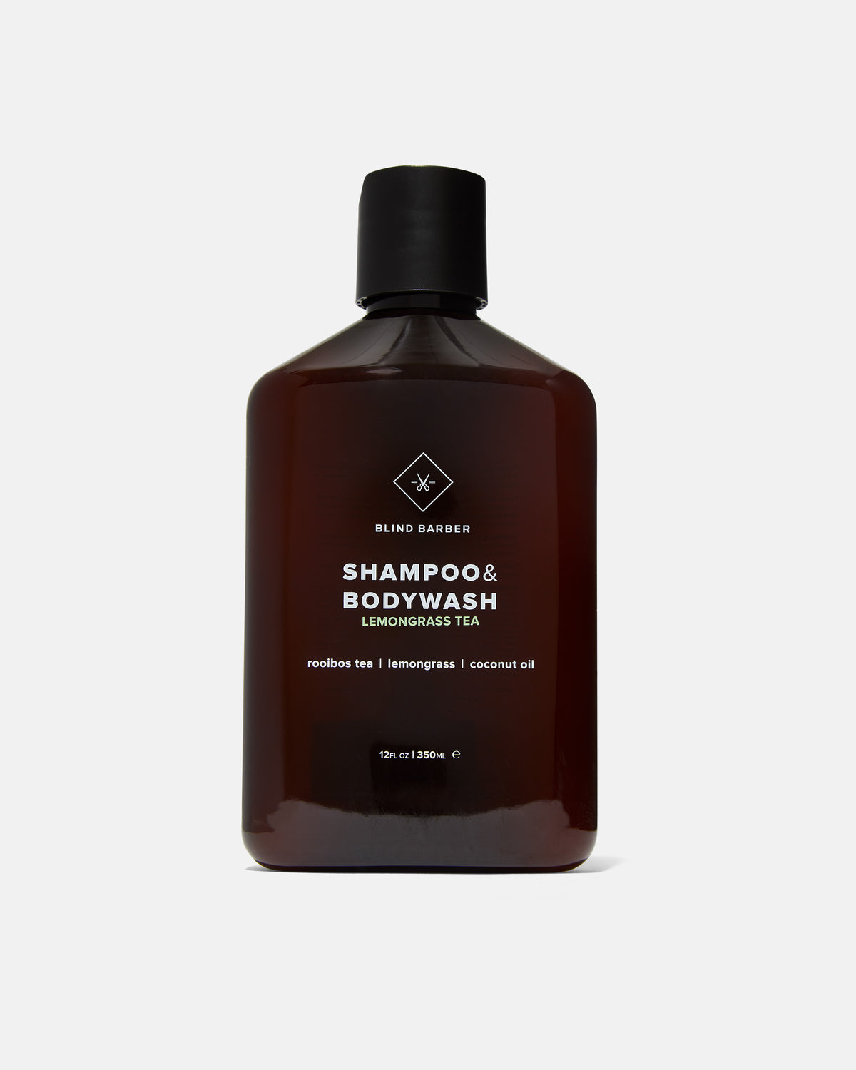 Travel Size - Lemongrass Tea Shampoo + {Bodywash}