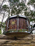 14x8 Black Walnut  Snare Drum by Outlaw Drums