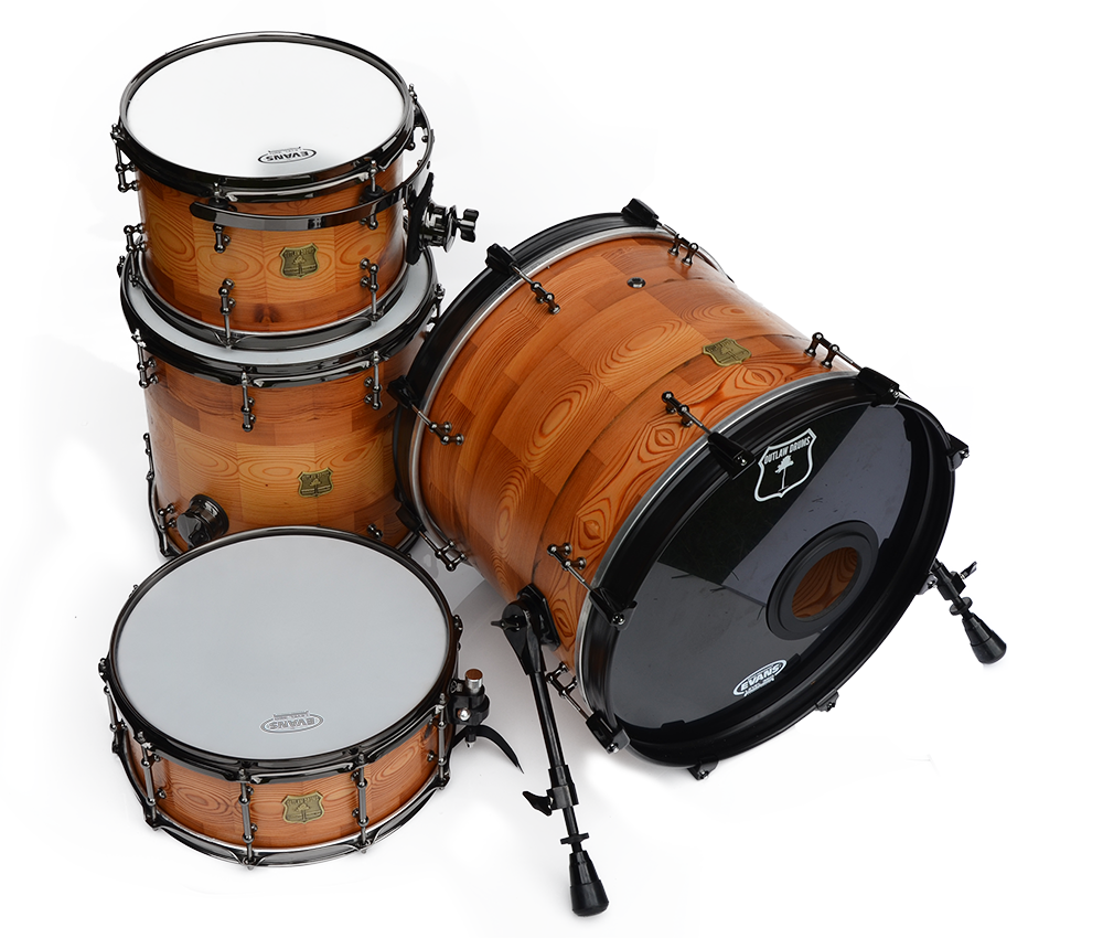 Heart Pine Jazz Kit