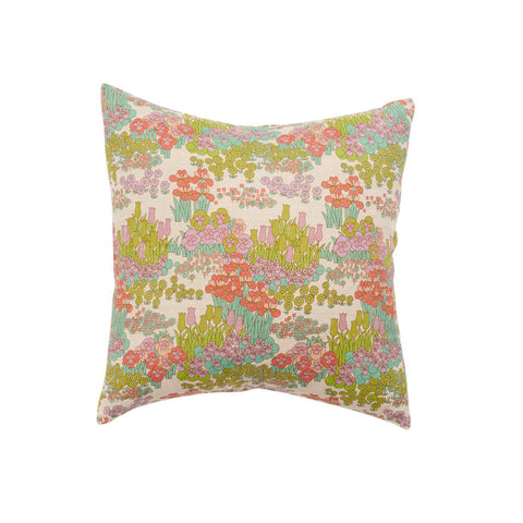Pamela's Floral Cushion