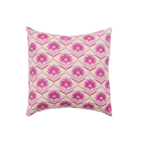 Valerie's Floral Cushion