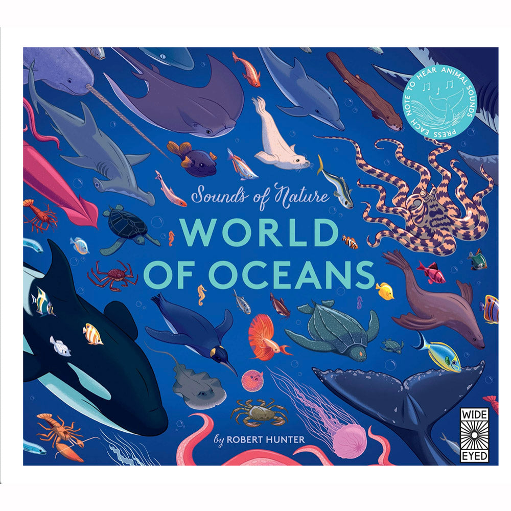 World of Oceans (Sounds of Nature)