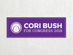 Cori Bush Bumper Sticker
