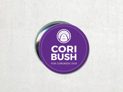 Cori Bush Campaign Button