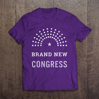 BNC Logo Shirt - Purple