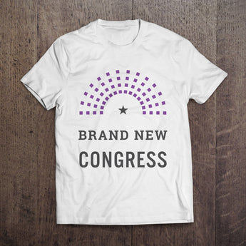 BNC Logo Shirt - White