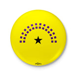 Brand New Congress Logo Yellow Button