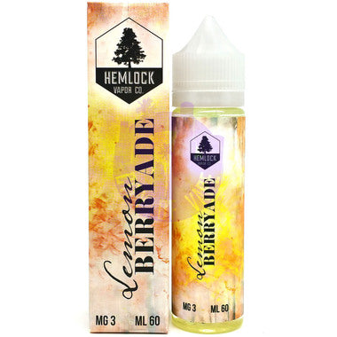 VAPR NZ - Hemlock Vapor Co. - Lemon Berryade (60ml)