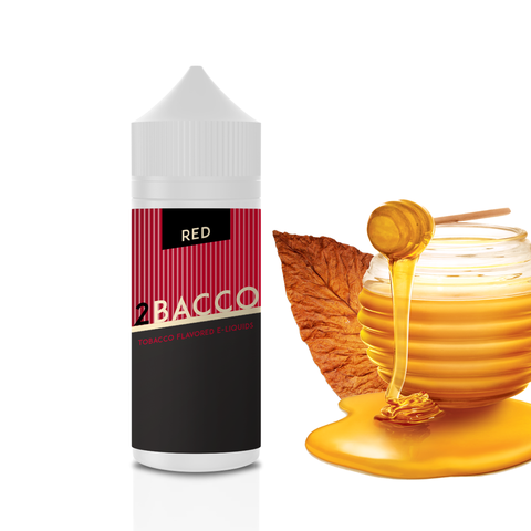 VAPR NZ - 2Bacco: Red (120ml)