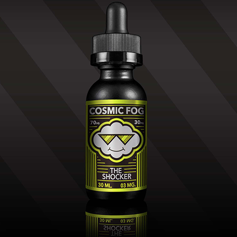 VAPR NZ - Cosmic Fog - The Shocker