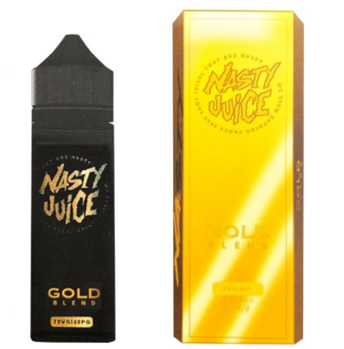 VAPR NZ - Nasty Juice - Tobacco Gold (60ml)