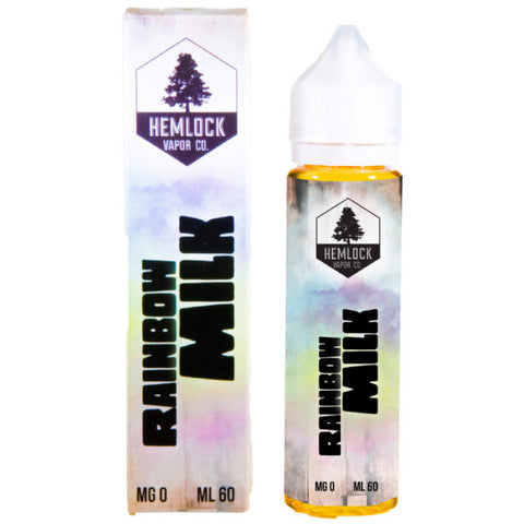 VAPR NZ - Hemlock Vapor Co. - Rainbow Milk (60ml)