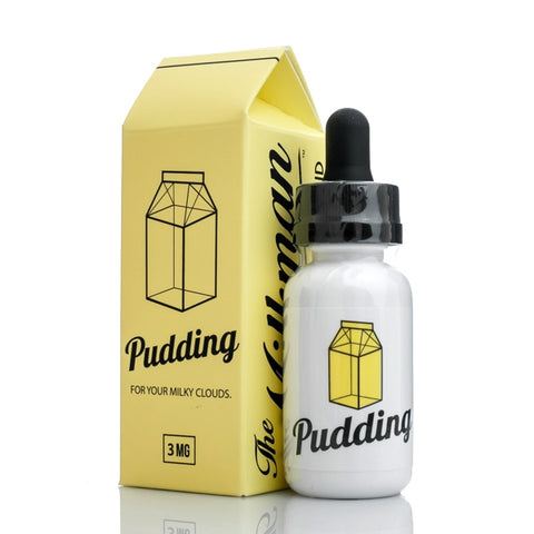 VAPR NZ - The Milkman - Pudding (60ml)