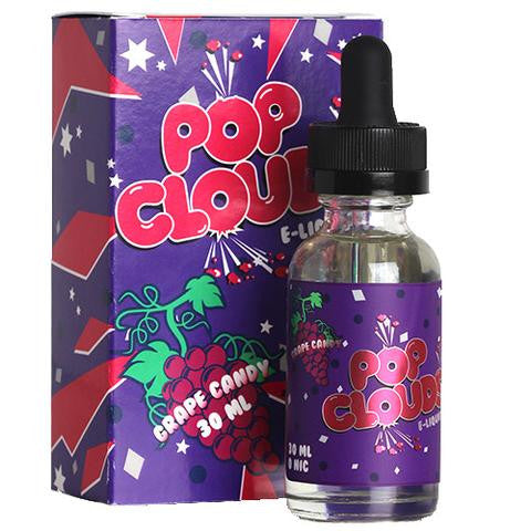 VAPR NZ - Pop Clouds - Grape Candy