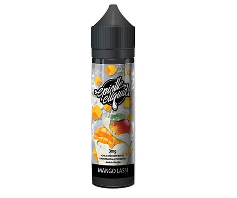 VAPR NZ - Epistle Eliquid - Mango Lassi (60ml)
