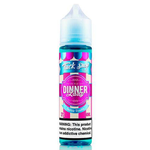 DINNER LADY TUCK SHOP - BUBBLE TROUBLE (60ml)