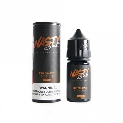 Nasty Salt - Bronze Blend (30ml)