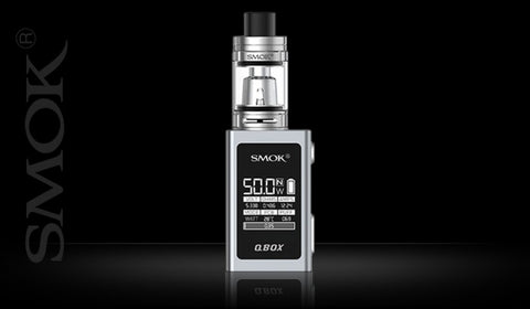 VAPR NZ - SMOK Qbox Mini Kit