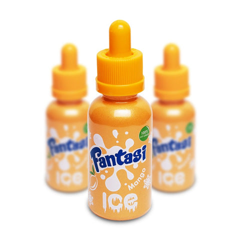 VAPR NZ - Fantasi - Mango (60ml)