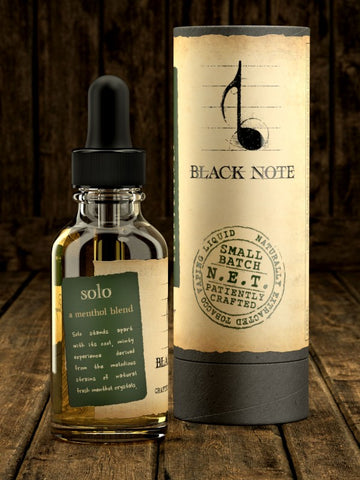 VAPR NZ - Black Note - Solo (30ml)