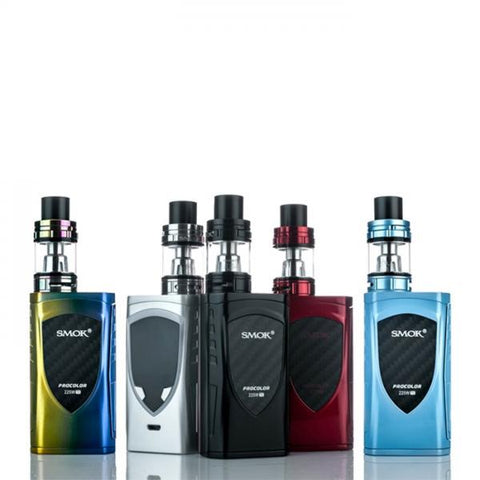 VAPR NZ - SMOK Pro Color Kit