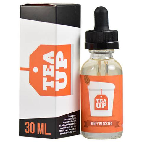 VAPR NZ - Tea Up - Honey Black Tea (30ml)