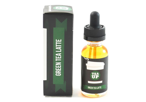 VAPR NZ - Tea up - Green Tea Latte (30ml)