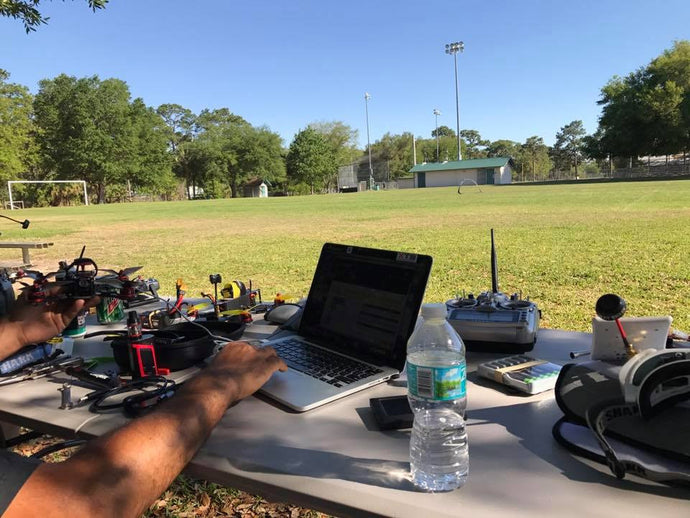 Florida's First Offical Drone Racing Park is now open