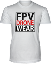 FPV Drone Wear logo t-shirt