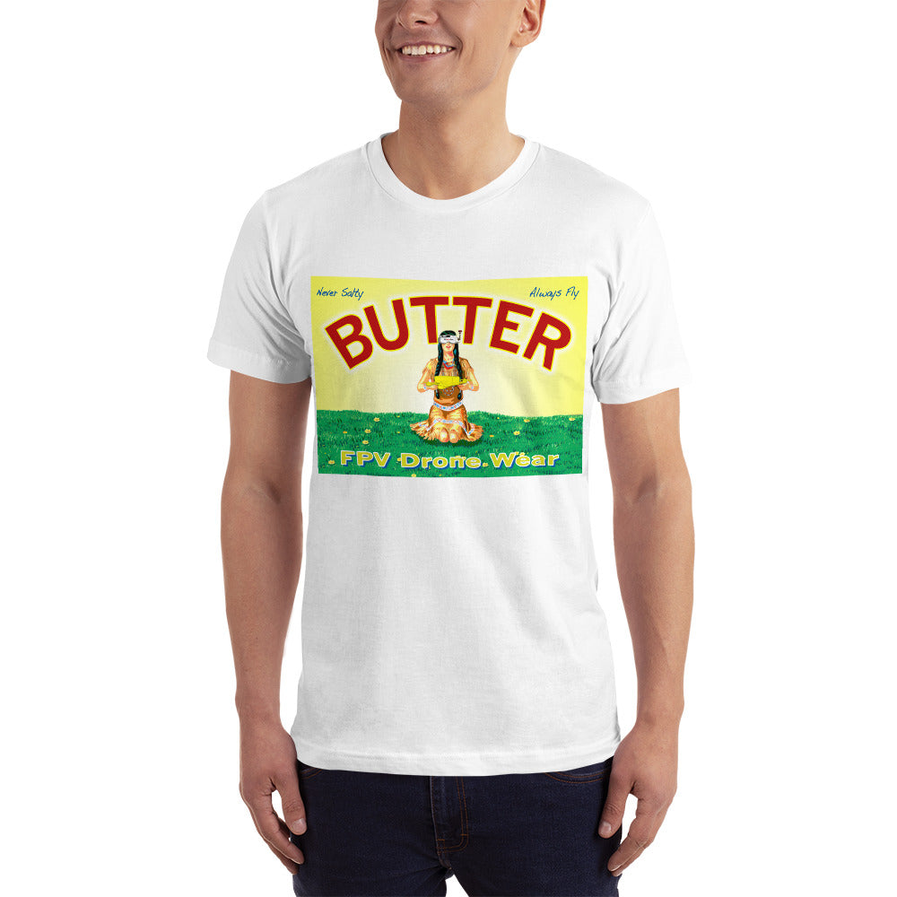 FPV DRONE WEAR Butter Kwad T-Shirt