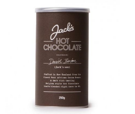 Jack's Hot Chocolate