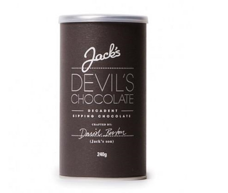 Jack's Devil's Sipping Chocolate