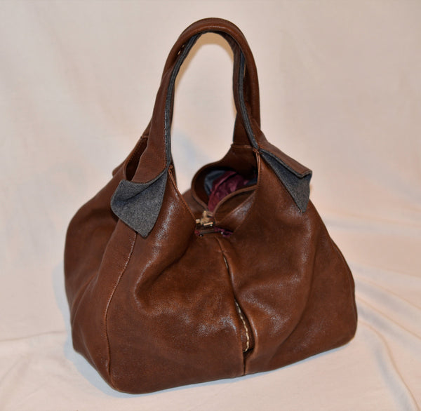 Brunello Cucinelli Leather Bag