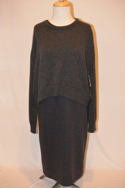 Brunello Cucinelli 2-piece Dress size Large