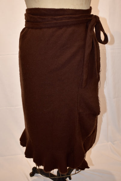 Comme des Garcons brown Skirt size Small