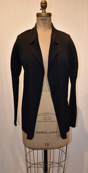 Pleats Please black Jacket size 3