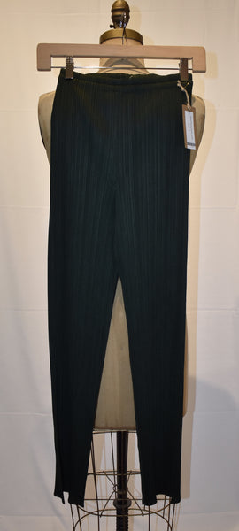 Pleats Please green Pants size 2