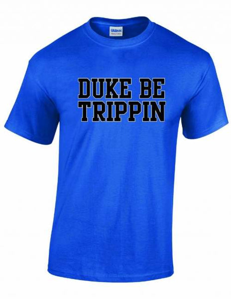 Duke Be Trippin Royal Blue