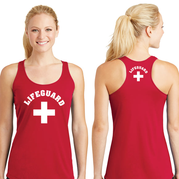 Lifeguard Fast Drying Tank Top
