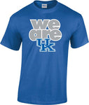 We Are UK Royal Blue