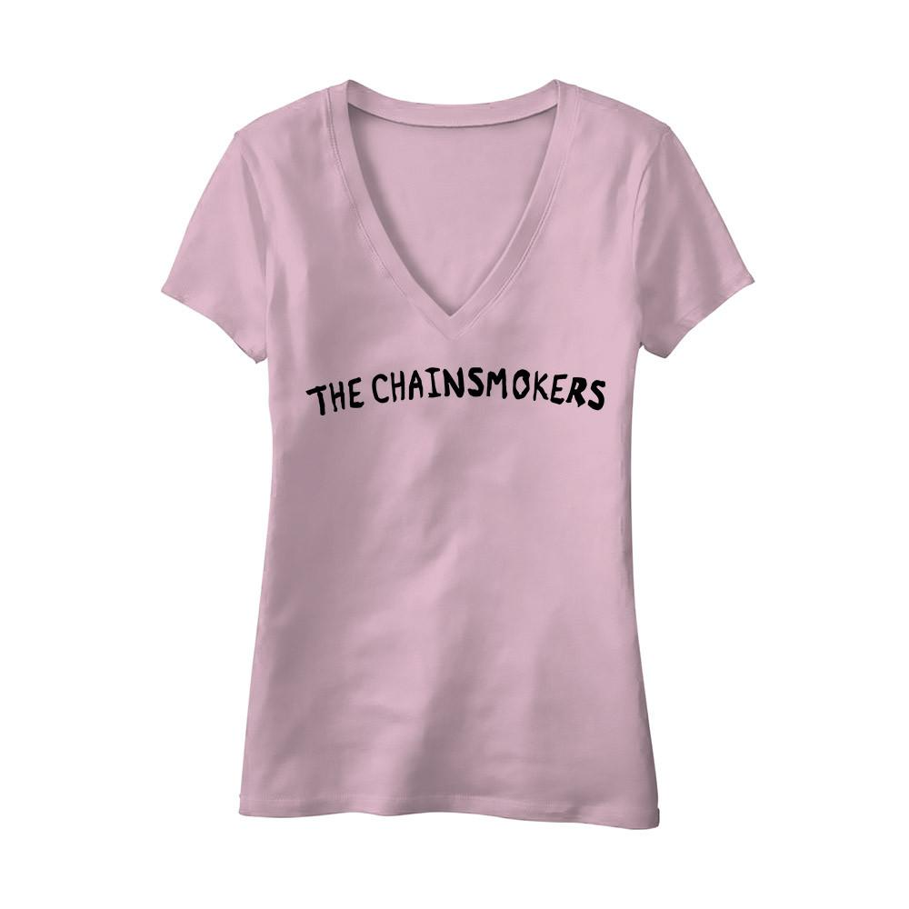 Logo Ladies Tee - The Chainsmokers