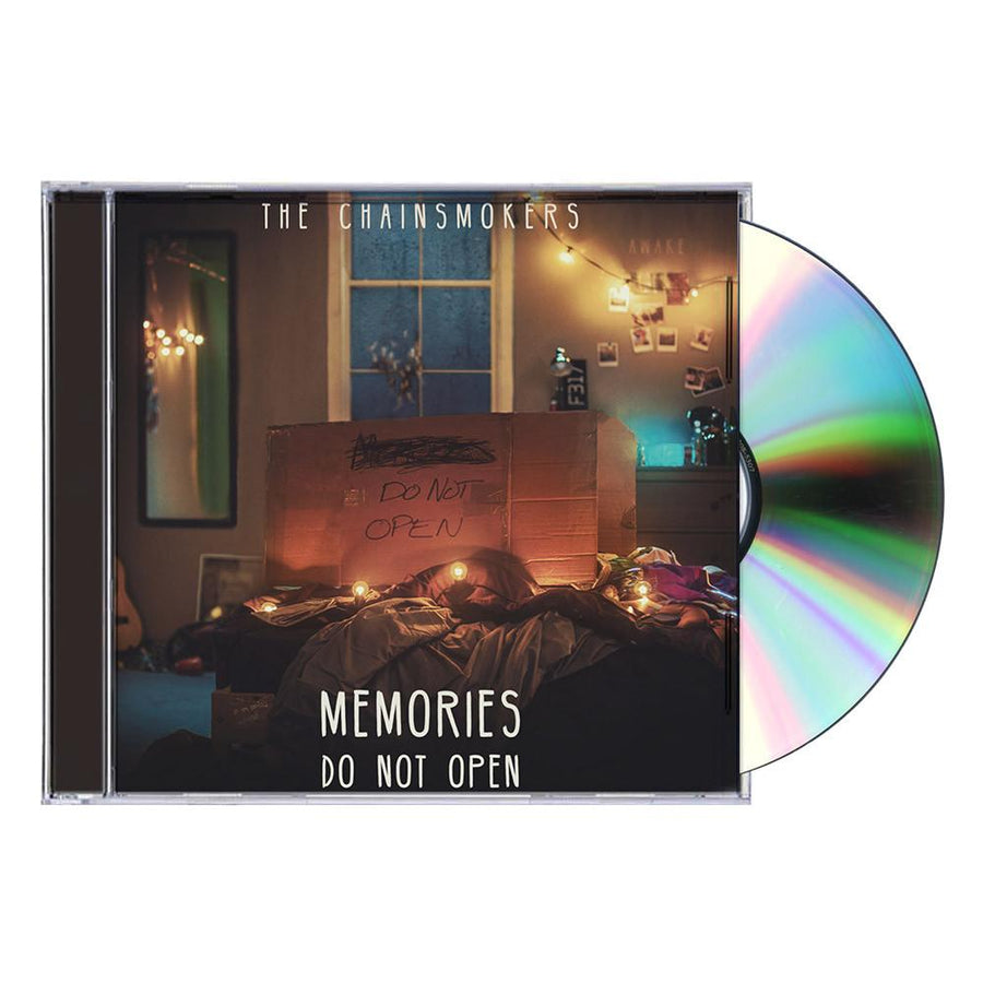 Memories...Do Not Open CD - The Chainsmokers