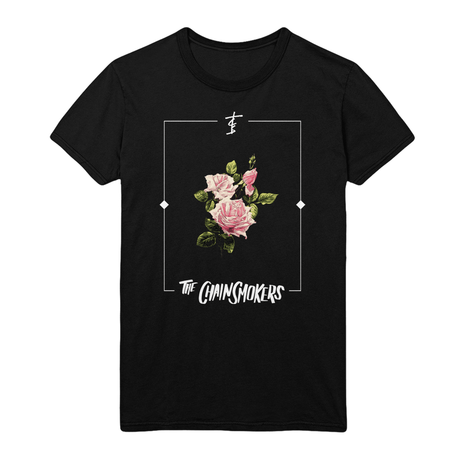 Rose Remix Tee - The Chainsmokers