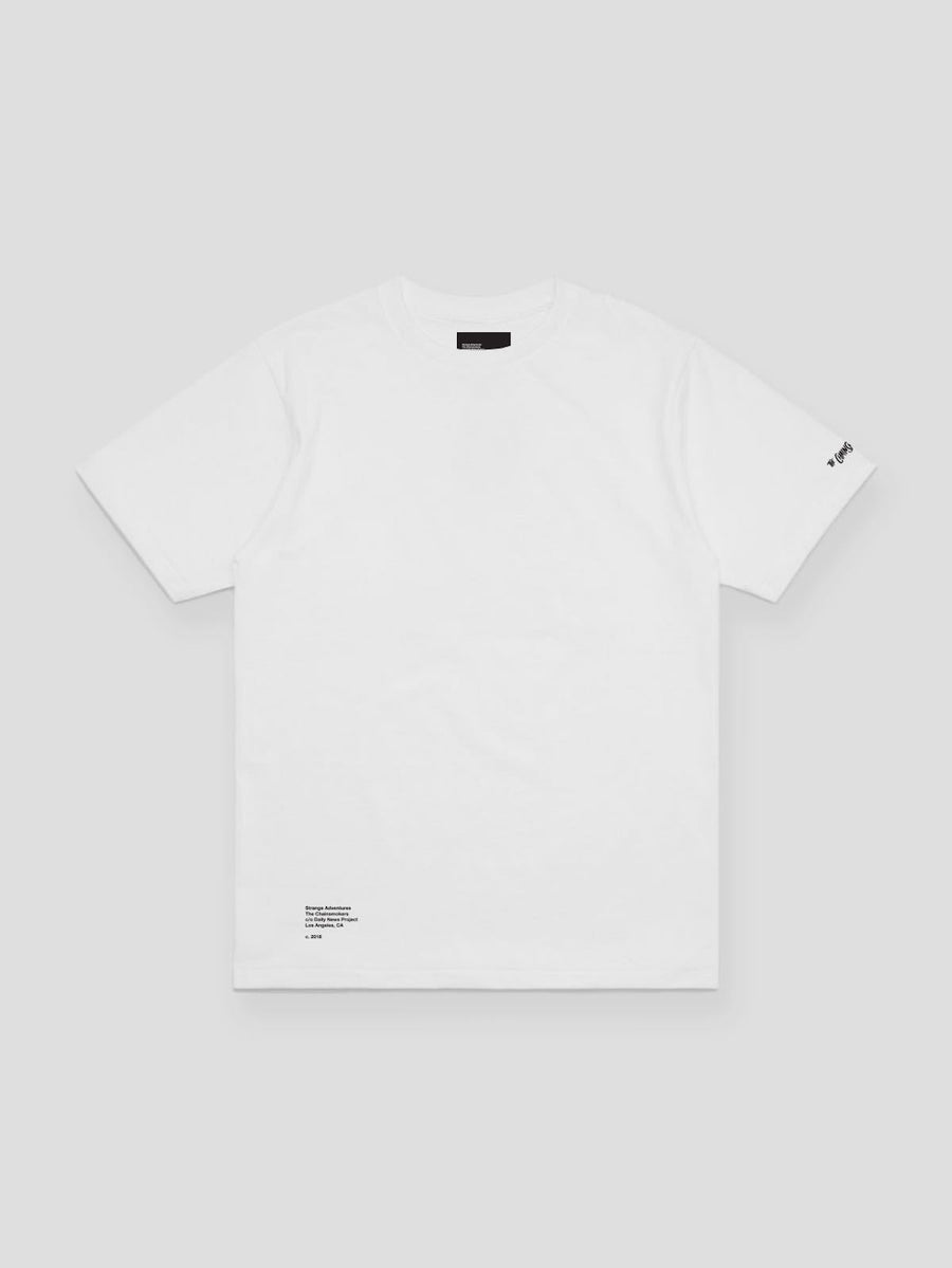 He Had No Enemy Tee (White)